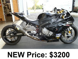 2012 BMW S1000RR ABS