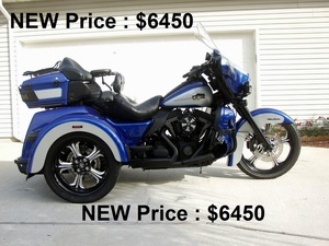 2010 Harley-Davidson Tri Glide