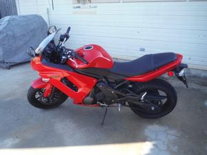 2008 Kawasaki Ninja R