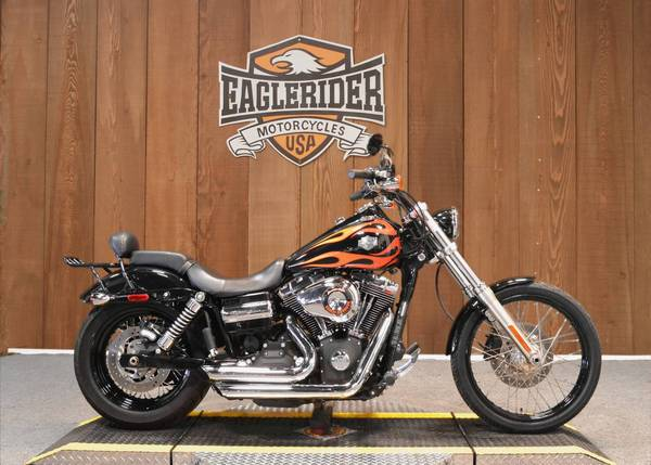 Harley Davidson Dyna Low Rider For Sale San Diego >> Used 2010 Harley-Davidson Dyna Wide Glide for Sale in ...
