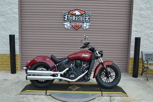 2016 Indian Scout Sixty