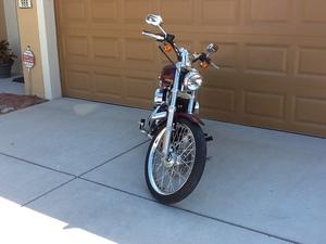 2008 Harley-Davidson Sptstr Low Annv