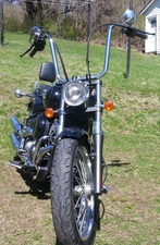 2006 Yamaha V Star 650 Custom
