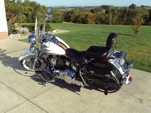 2009 Harley-Davidson Heritage Softail Classic