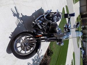 2008 Harley-Davidson Screamin Eagle Softail Springer