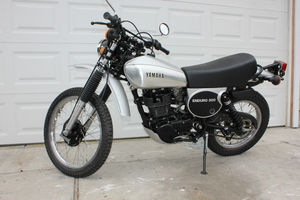 1978 Yamaha XT500E