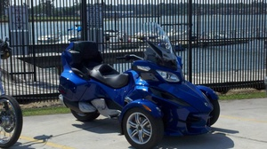 2012 Can-Am Spyder RT SM5