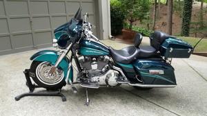 2005 Harley-Davidson Screamin Eagle Electra Glide
