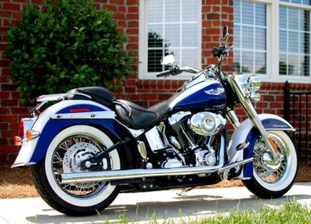 Used 2007 Harley-Davidson Softail Deluxe for Sale in ...