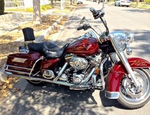 2008 Harley-Davidson Road King FLHR