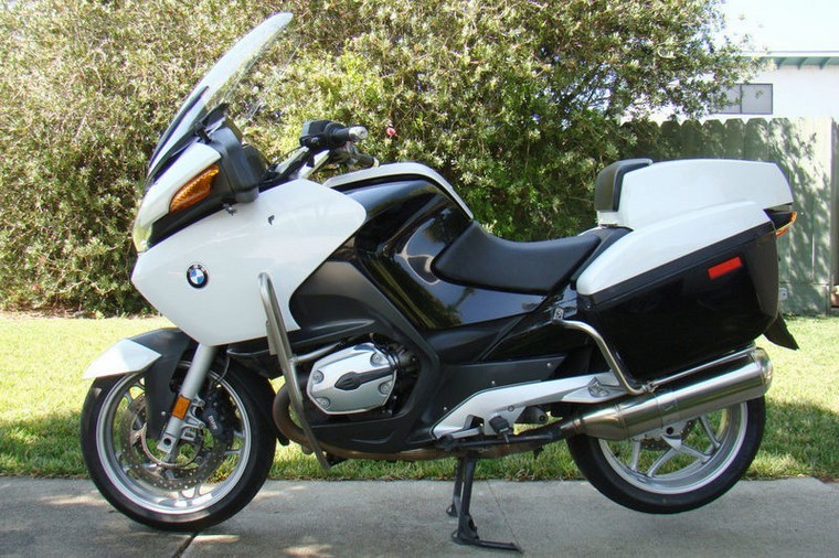 used 2006 bmw motorcycles r1200rtp for sale in los angeles ca 80038. Black Bedroom Furniture Sets. Home Design Ideas