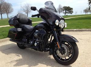 2010 Harley-Davidson CVO