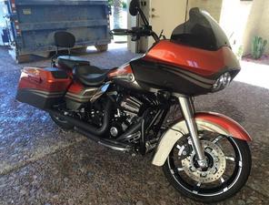 2013 Harley-Davidson CVO