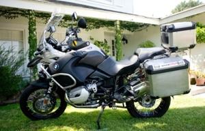 2009 BMW Adventure