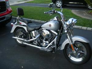2002 Harley-Davidson Heritage Softail Springer