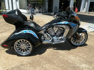 2010 Victory ANSS Vision Ness