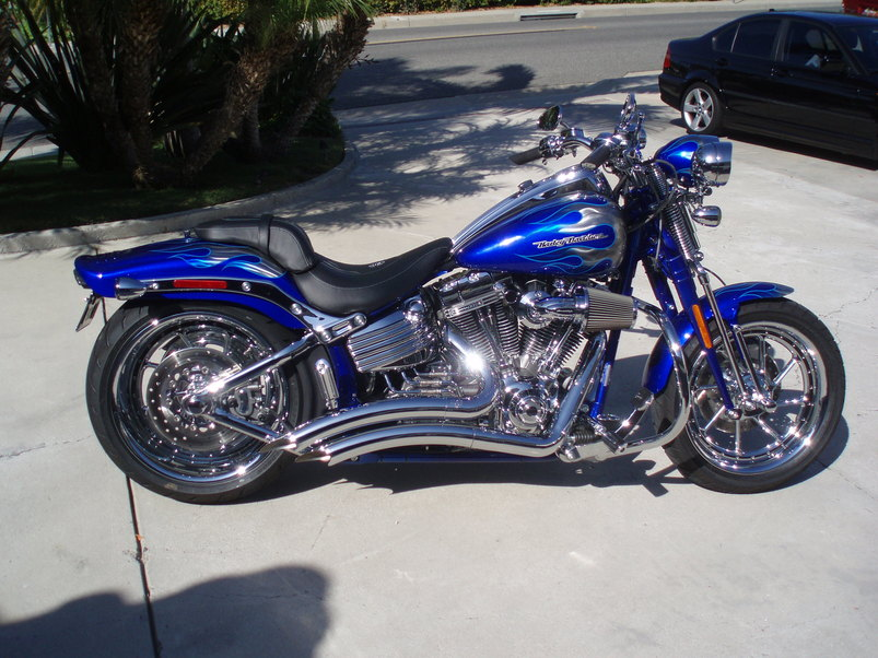 Dyna For Sale Ca >> 2009 Cvo Springer Softail For Sale | Autos Post