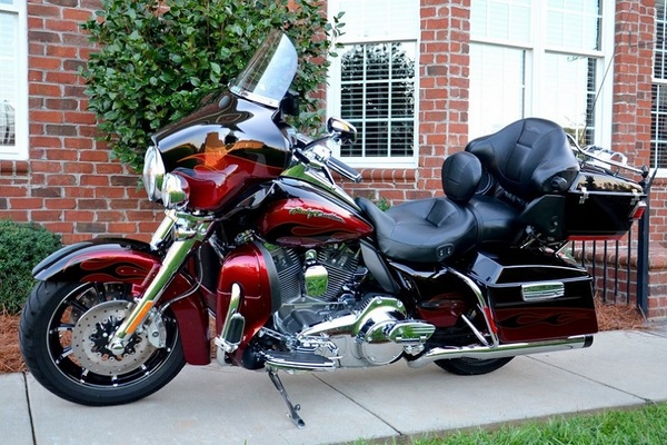 Harley Touring Motorcycles For Sale Atlanta Ga >> Used 2011 Harley-Davidson CVO for Sale in Atlanta, GA - 88623