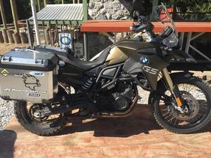 2013 BMW F800GS ABS