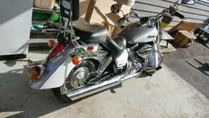 2007 Honda Shadow Aero