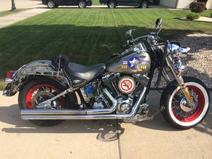 2000 Harley-Davidson Heritage Softail Classic