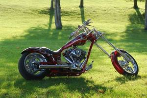 2007 Apc High Roller S