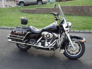 2005 Harley-Davidson Road King Police
