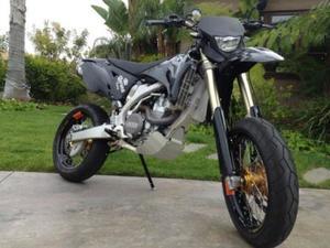 2008 Yamaha WR450F