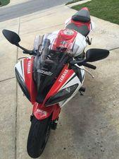 2012 Yamaha YZF-R6 Anniv