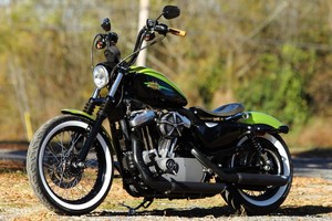 2011 Harley-Davidson Sportster 1200 Nightster