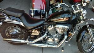 2001 Honda Shadow VLX Deluxe
