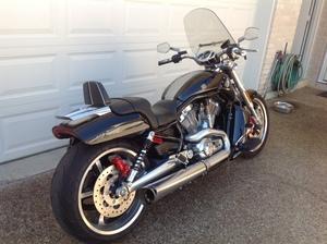 2013 Harley-Davidson V-Rod Muscle
