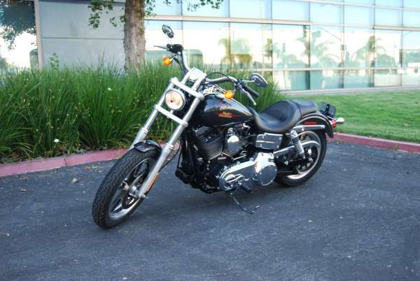 Harley Low Rider For Sale San Diego Ca >> Used 2009 Harley-Davidson Dyna Low Rider for Sale in Los Angeles, CA - 189