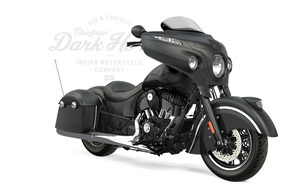 2016 Indian Chieftain Dark Horse
