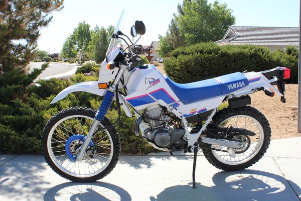 Used 1993 yamaha serow for sale in apple valley ca 5130 for Yamaha motor finance usa login