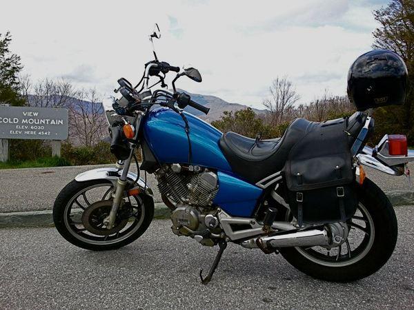 Honda Yamaha Garner Nc