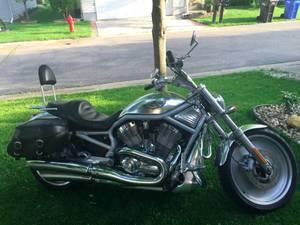 2003 Harley-Davidson V-Rod VRSCA