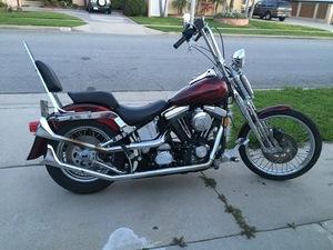 1992 Harley-Davidson Springer Softail