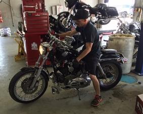 1978 Harley-Davidson Sportster 1000 Touring