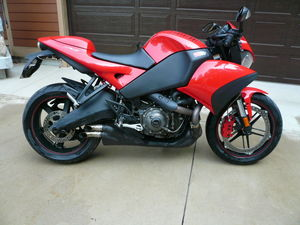 2009 Buell 1125CR