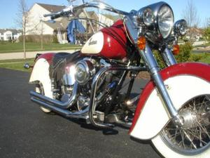 2000 Indian Chief
