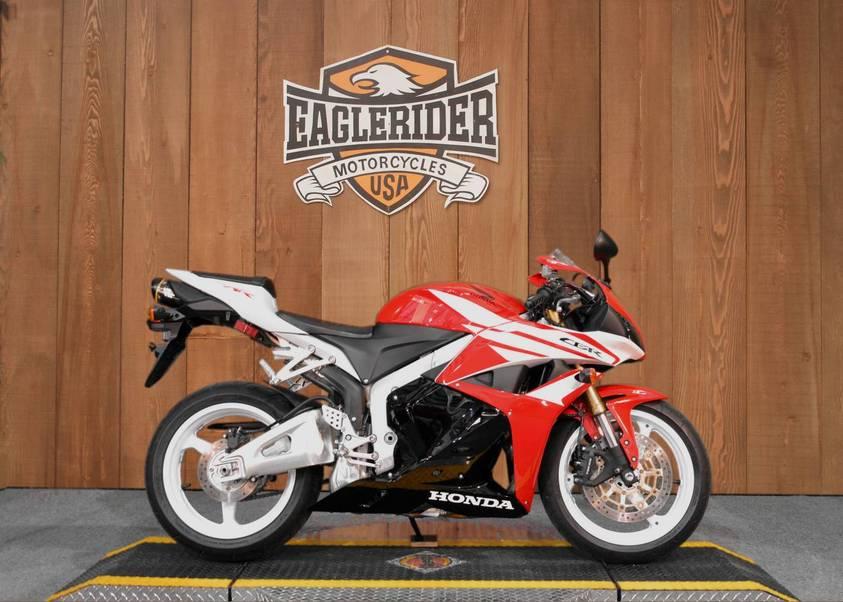 used 2012 honda motorcycles cbr600rr for sale in orlando, fl - 5640