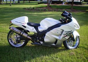 2006 Suzuki Hayabusa