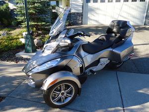 2012 Can-Am Spyder RT SM5