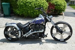 2010 Harley-Davidson Rocker C