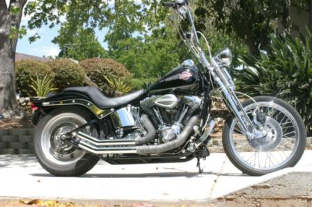 New Softail Motorcycles For Sale Minneapolis Mn >> Used 2006 Harley-Davidson Springer Softail for Sale in Saint Paul, MN - 120361