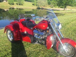2013 Boss Hoss LS300 Trike