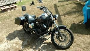 2007 Yamaha V-Star 1100 Custom