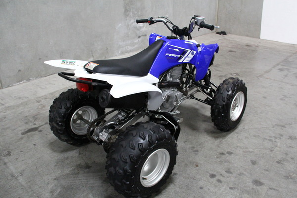 Used 2013 yamaha raptor 250 for sale in los angeles ca for Yamaha raptor 250 price