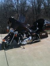 2013 Harley-Davidson Electra Glide Ultra Limited Anniversary